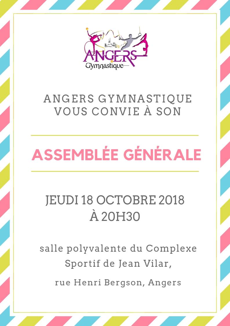 Affiche Assemblée Générale 2018 (1)